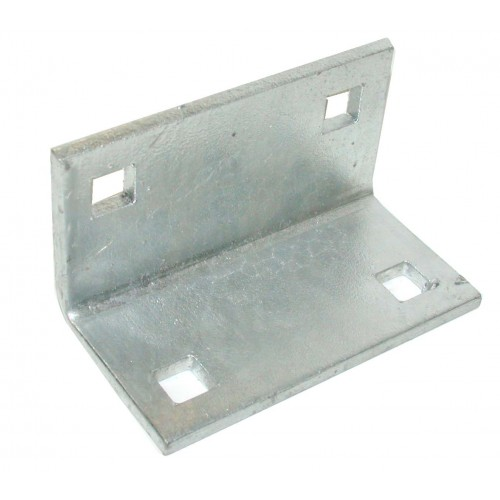 Dock Angle DH-A Galvanized