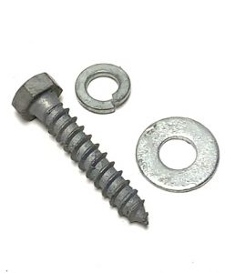 Hex Lag Bolt Set