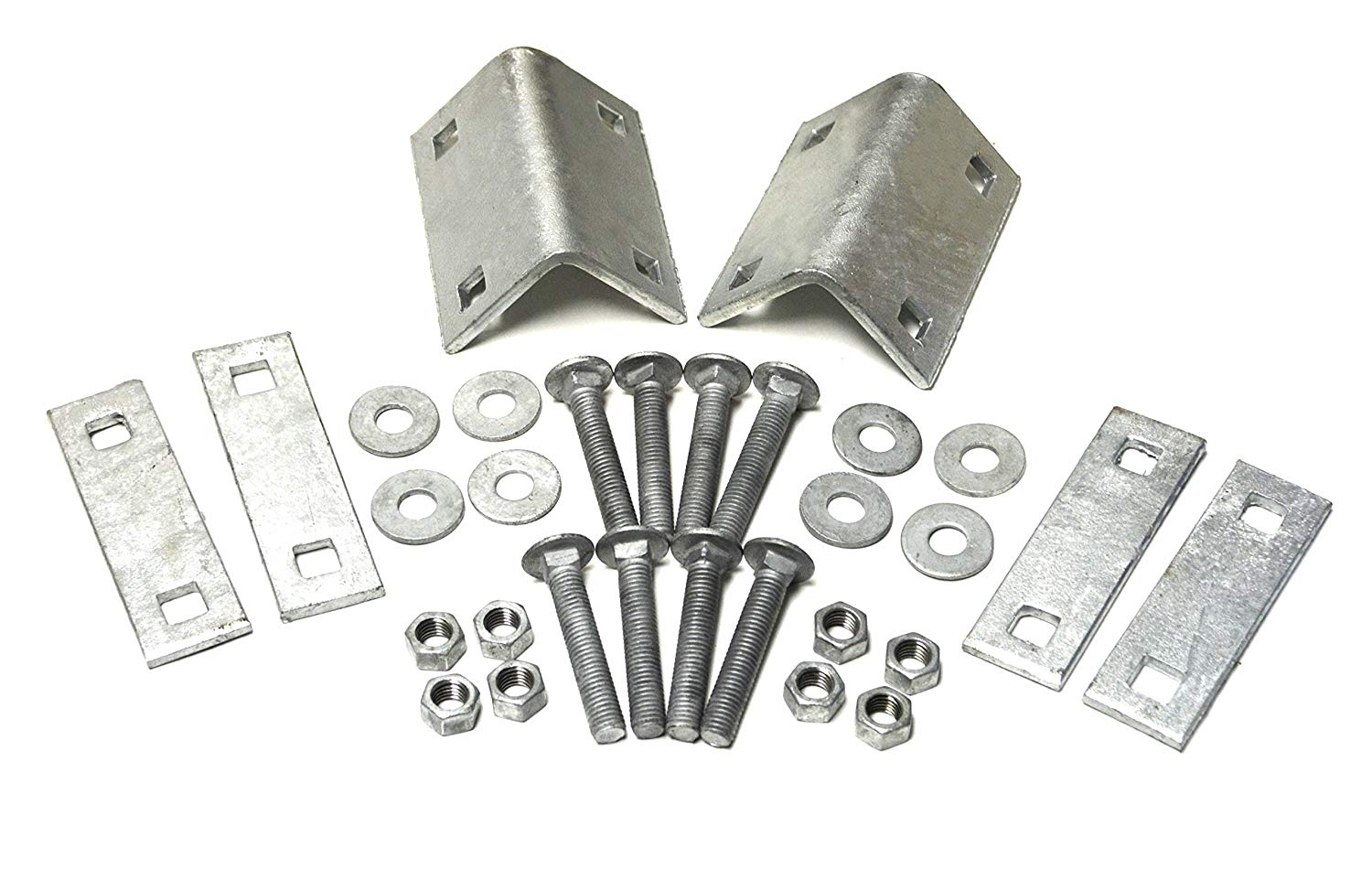 Dock Hardware Galvanized Add A Stringer Joist/Support Beam Boat Dock Frame  Kit